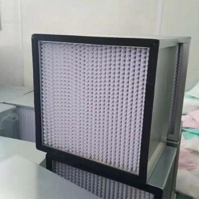 纸隔板高效过滤器-有隔板高效过滤器
