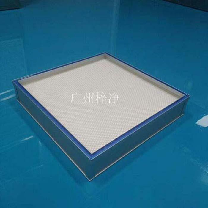 液槽式高效过滤器安装需要特别注意的事项