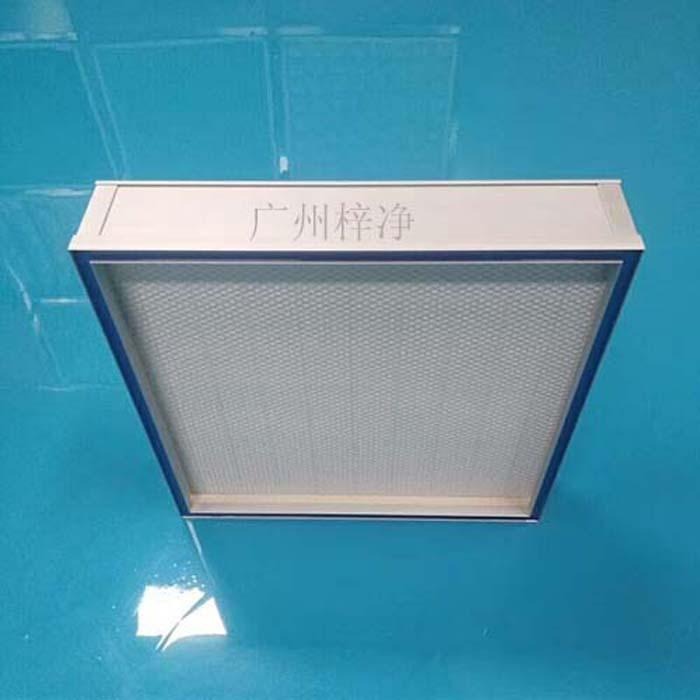 液槽式高效过滤器安装需要注意三大事项