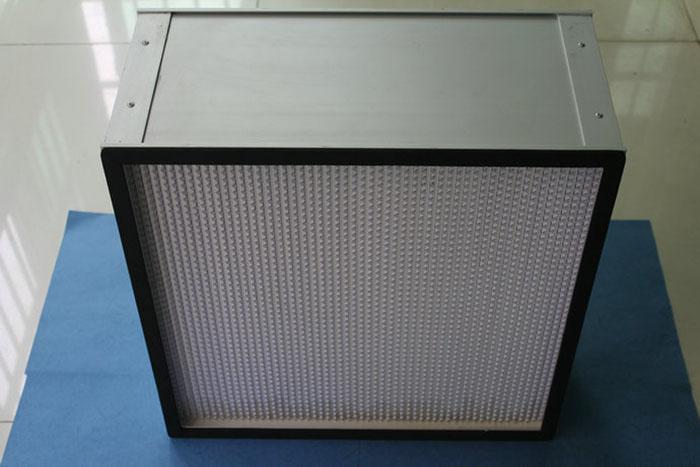 纸隔板高效过滤器选型