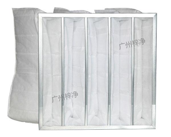 化纤无纺布袋式初效过滤器