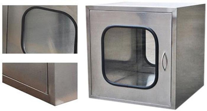 内嵌式传递窗作用主要用于洁净室与洁净室