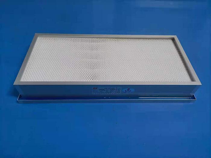 液槽式高效过滤器-液槽密封高效空气过滤器
