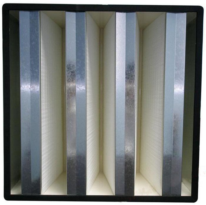 组合式高效过滤器-W型大风量空气过滤器