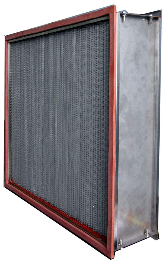 300度耐高温高效过滤器-烘箱烤箱专用过滤器